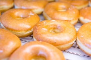 Specialty Bakery Glazed Donuts