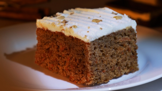 Specialty Bakery Carrot Cake