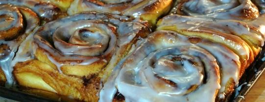 Specialty Bakery Cinnamon Buns