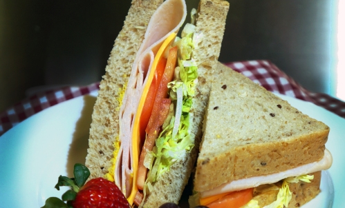 Specialty Bakery Deli Sandwiches