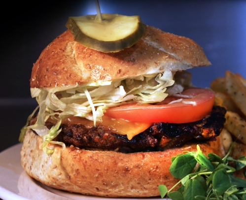 Specialty Bakery Burgers