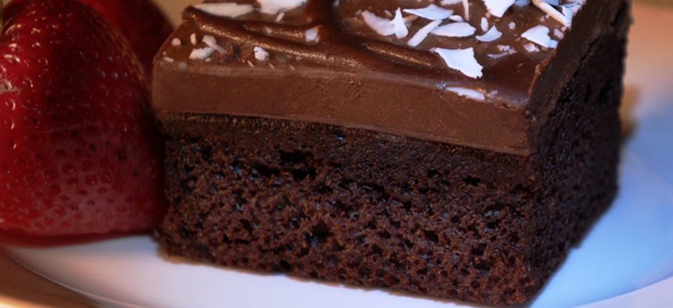 Specialty Bakery Triple Chocolate