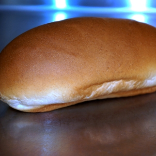 Specialty Bakery's White Hot Dog Bun
