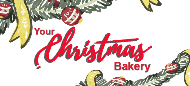 Specialty Bakery Christmas